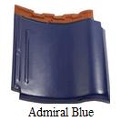 genten keramik kanmuri admiral blue
