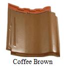 genten keramik kanmuri brown