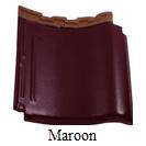genten keramik kanmuri maroon