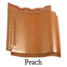 genten keramik kanmuri peach