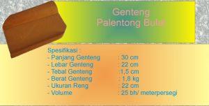 distributor genteng sokka plentong bulat