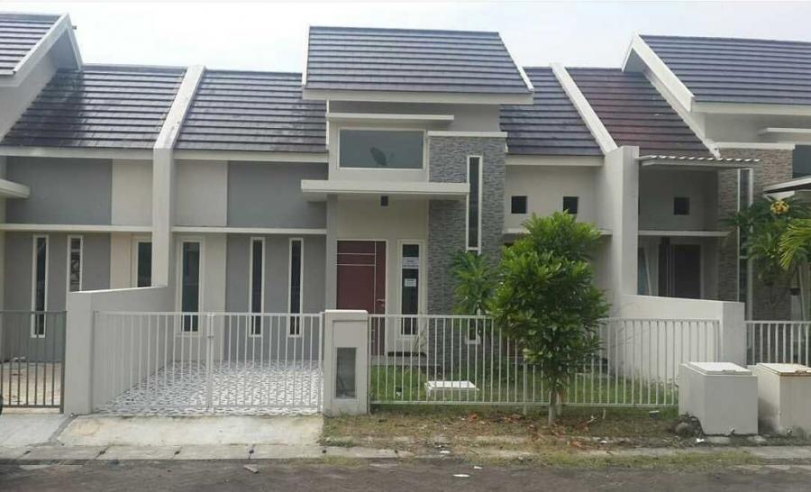 rumah dengan genteng beton aston sarana atap raya