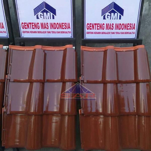 distributor genteng keramik GMI, genteng keramik GMI, Distributor Genteng Mas Indonesia, agen penjualan genteng keramik GMI, Supplier genteng keramik GMI, Harga Genteng GMI