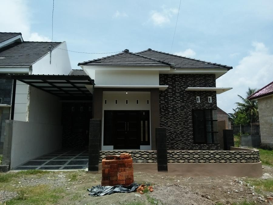 perumahan genteng beton di blitar