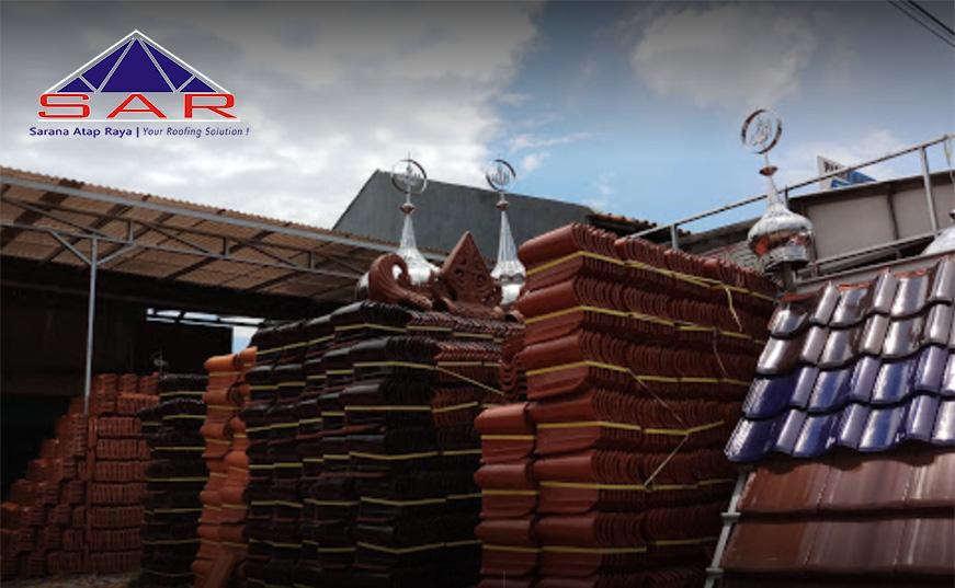 distributor genteng banyuwangi, jual genteng di banyuwangi, jual genteng keramik dan genteng beton